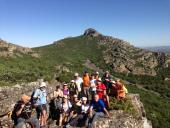 Grupo ruta de Hornachos 12-05-13