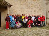 Grupo ruta de El Palancar 2011