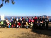 Grupo Ruta de Peñalsordo 2012